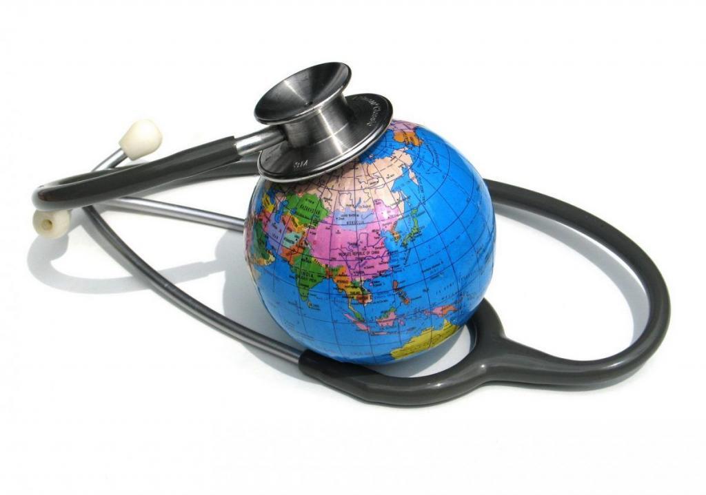 Лечение за границей