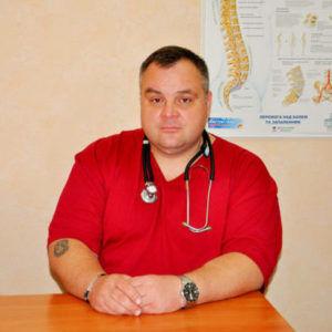 врач иглексотерапевт
