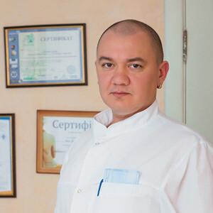 Мануальный терапевт Павел Нано