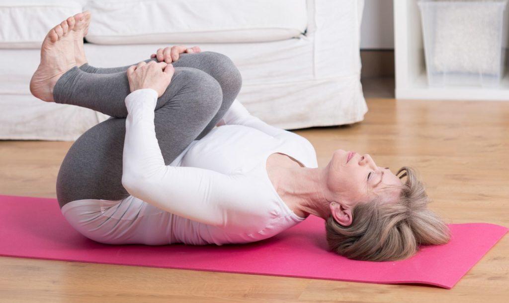 7 простых упражнений от боли в нижней части спины
