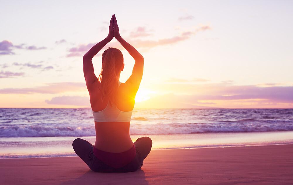 Йога в помощь позвоночнику
