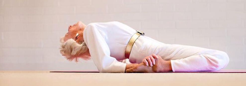 Йога для любого возраста