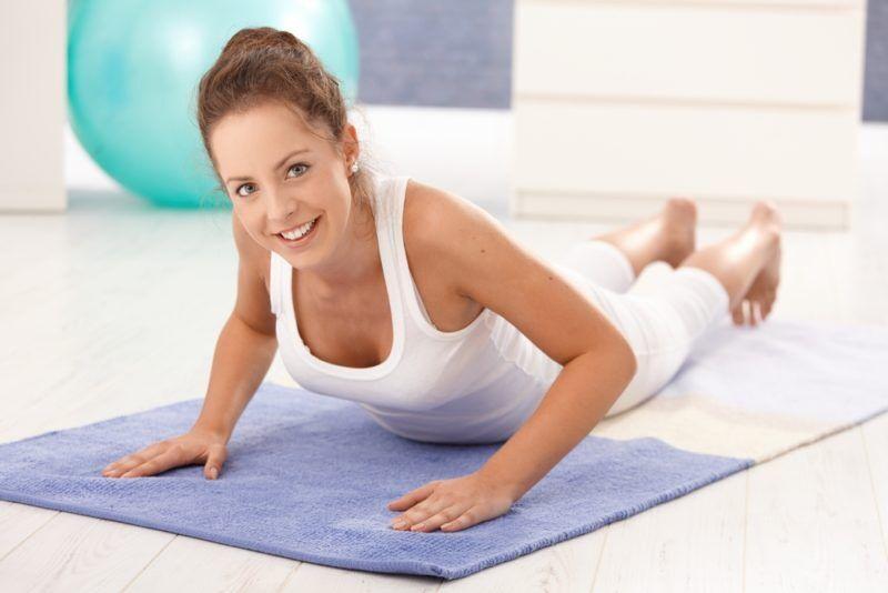 эффект от лечебной гимнастики