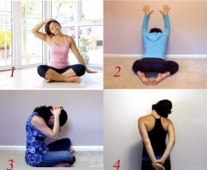 как избавиться от боли в плечах и шее