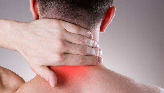 біль в шиї лікування