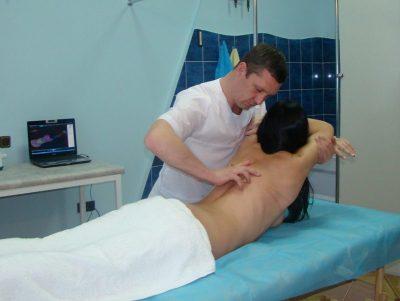 массаж спины одесса