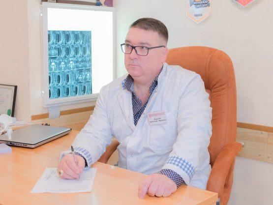 Невролог вячеслав королев